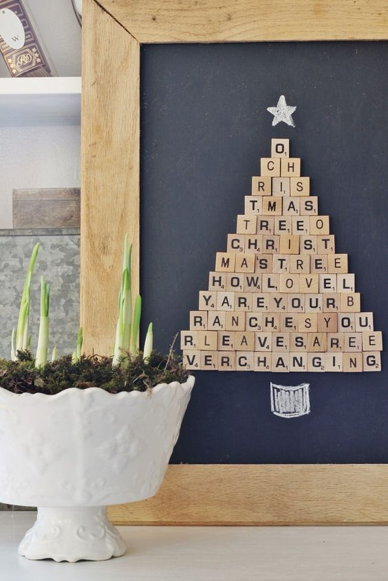24 Diy Christmas Decorations That Transform Your Home Into A Winter Wonderland First For Women