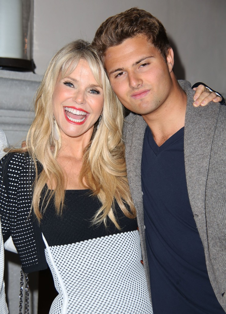 See Christie Brinkley S Husbands Through The Years