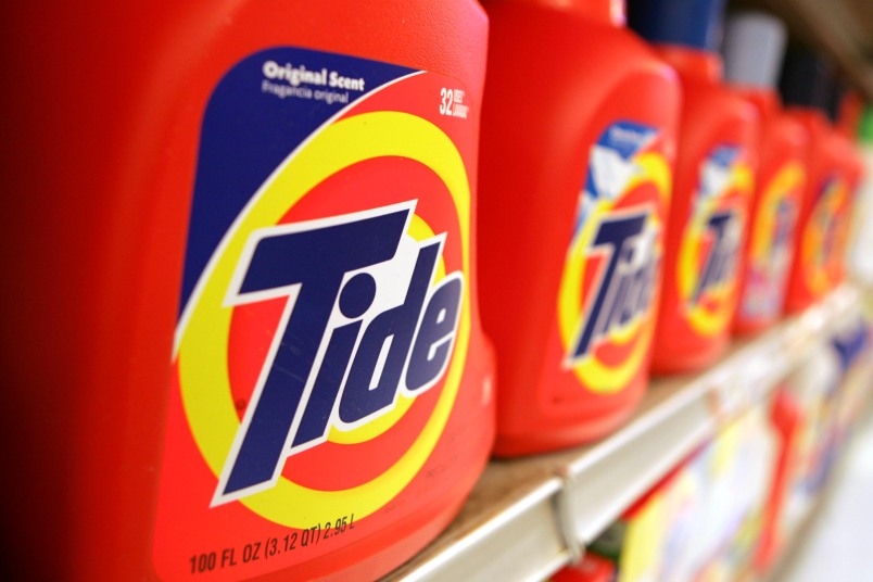 Fake Laundry Detergent Is a Thing
