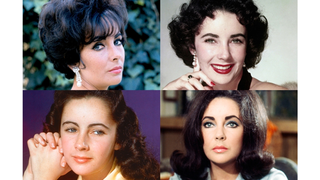 Elizabeth Taylor photos through the years