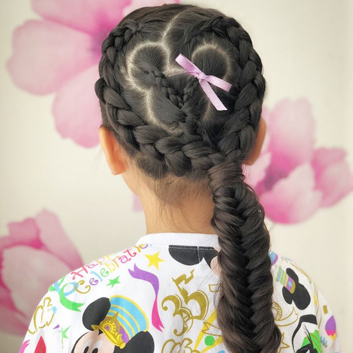 Little Girl Hairstyles That Ll Steal The Show This Summer