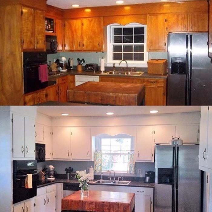 Kitchen Makeovers on a Budget That Look Like a Million Bucks