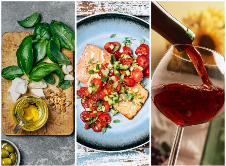 experimental evidence on mediterranean diet