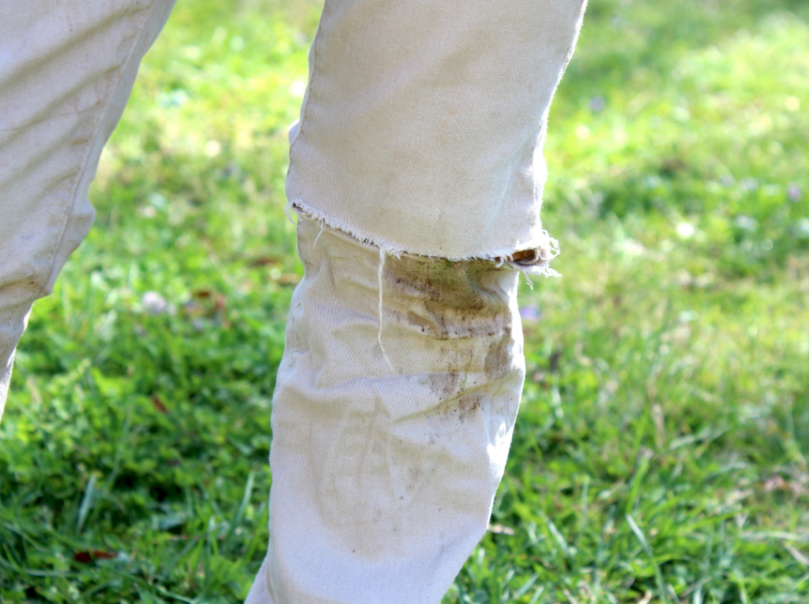 How to Remove Grass Stains (Even if They're Set In!)