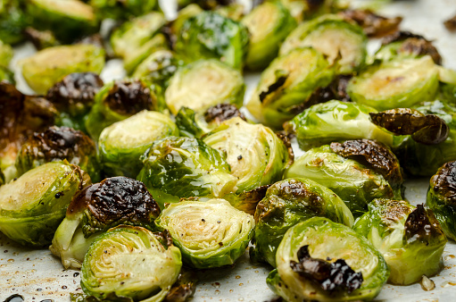 How to Cook Brussels Sprouts in the Oven Perfectly