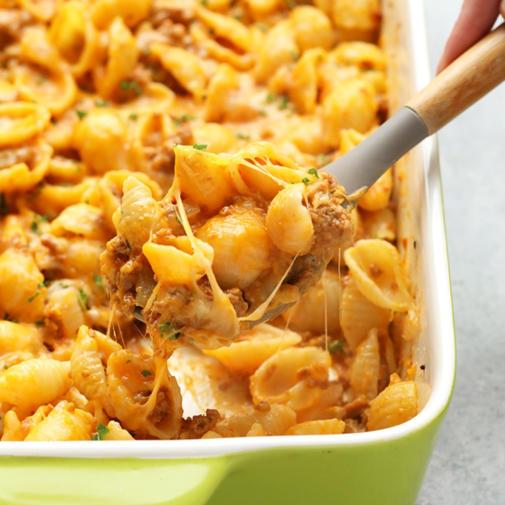 Healthy Casserole Recipes to Comfort You in the Bitter Cold