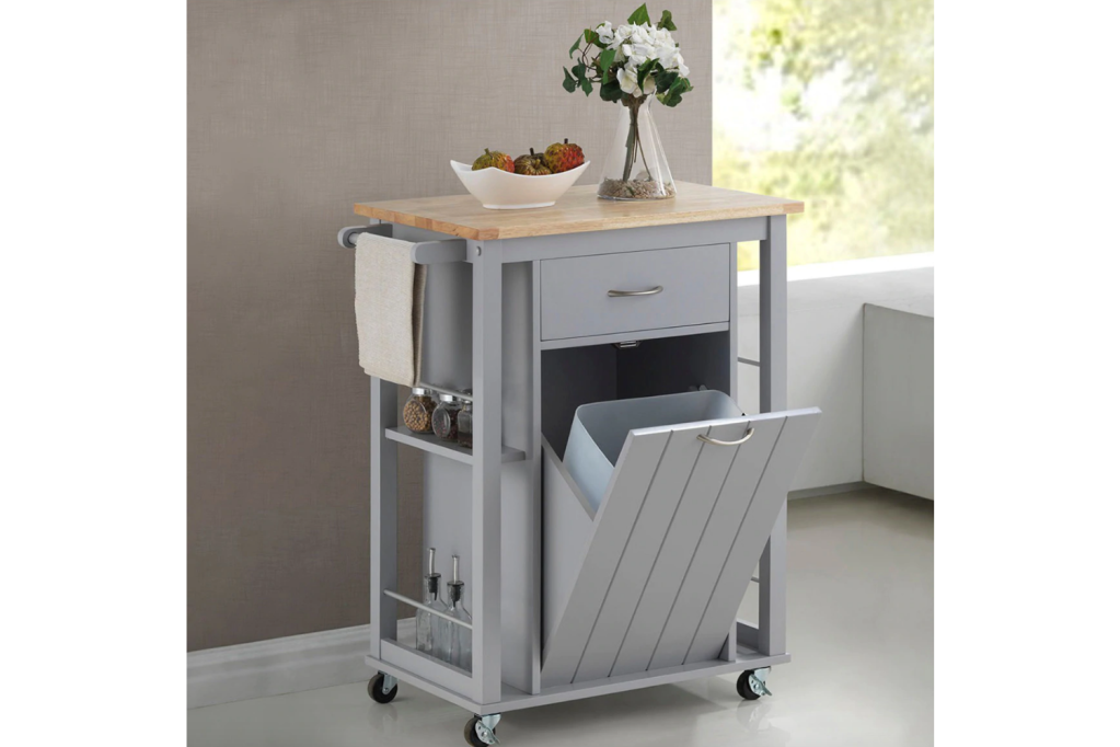 12 Best Kitchen Island Carts to Give Your Kitchen an Instant ...