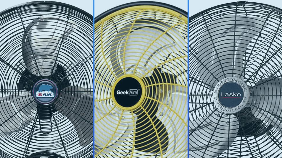 best outdoor fans