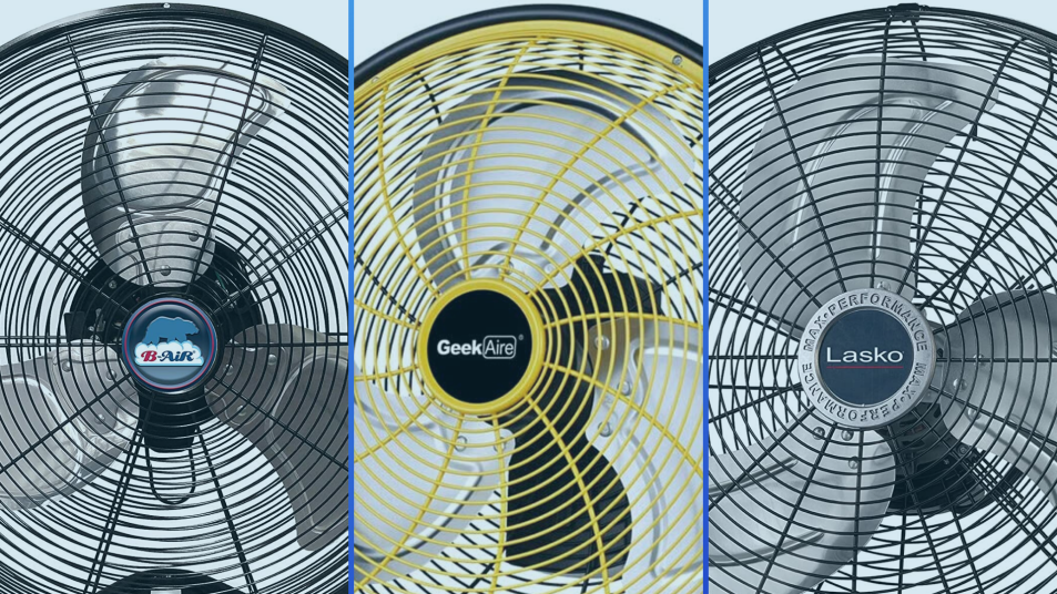 3 Outdoor Fans That'll Cool You Down and Keep Mosquitoes at Bay