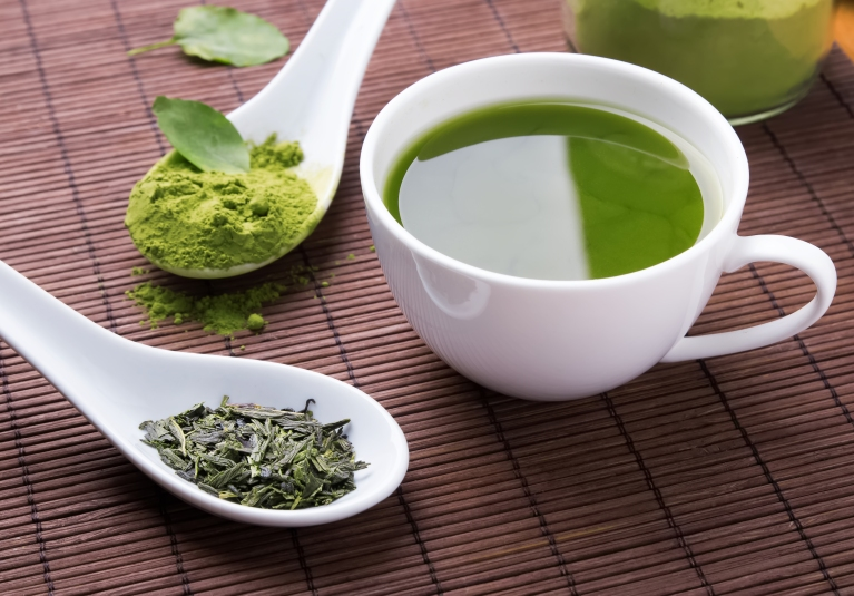 Green Tea Phytosome for Weight Loss