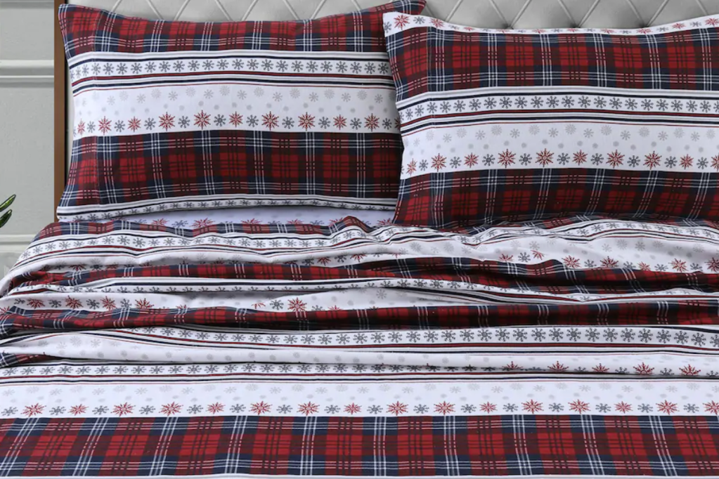 The Best Flannel Sheets To Keep You Warm This Winter