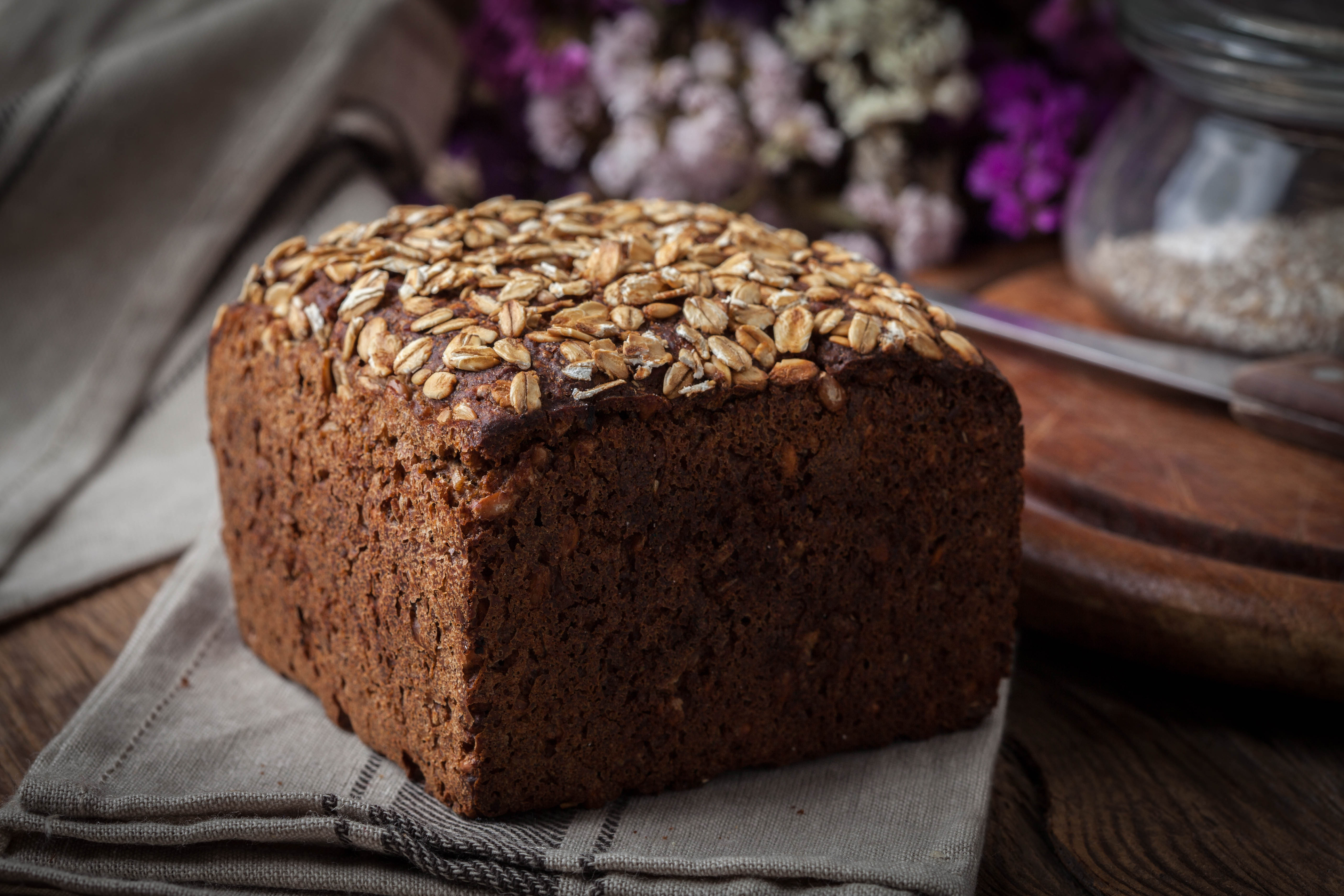 How To Make Ezekiel Bread At Home