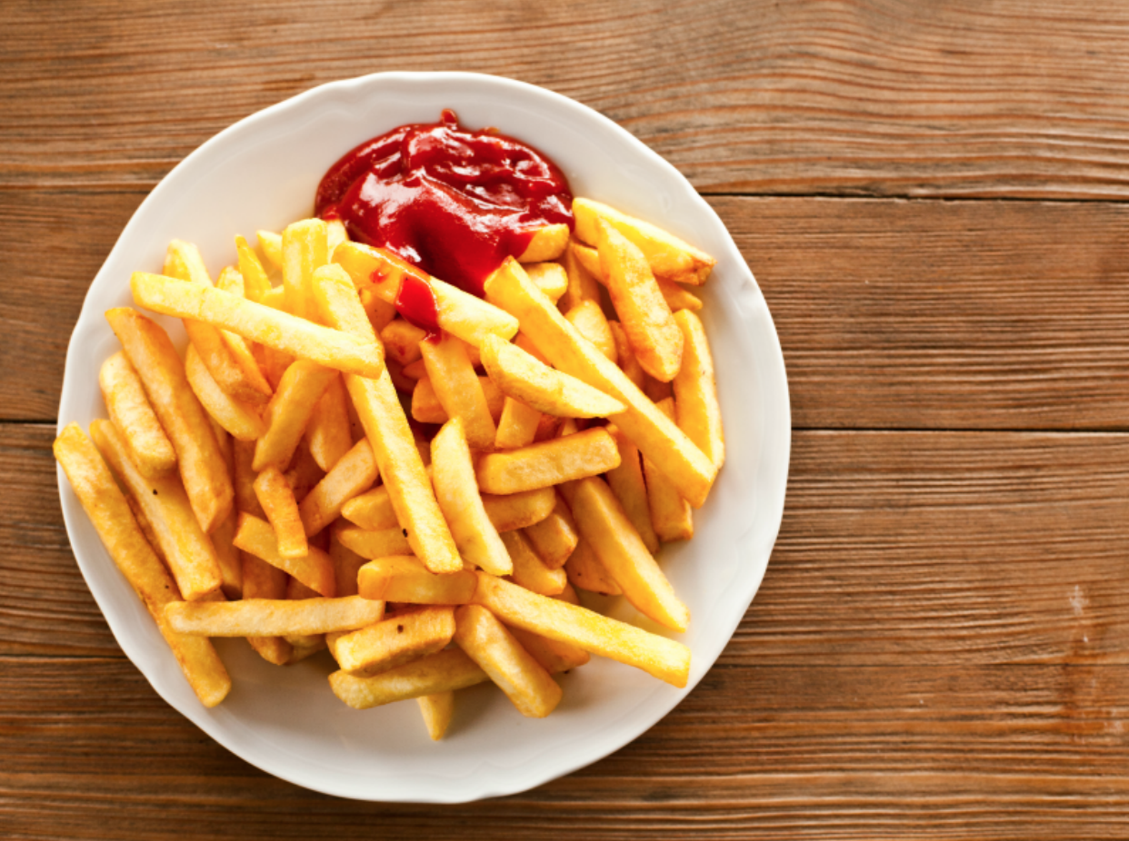 How to Reheat Fries so They're Crispy, Not Soggy