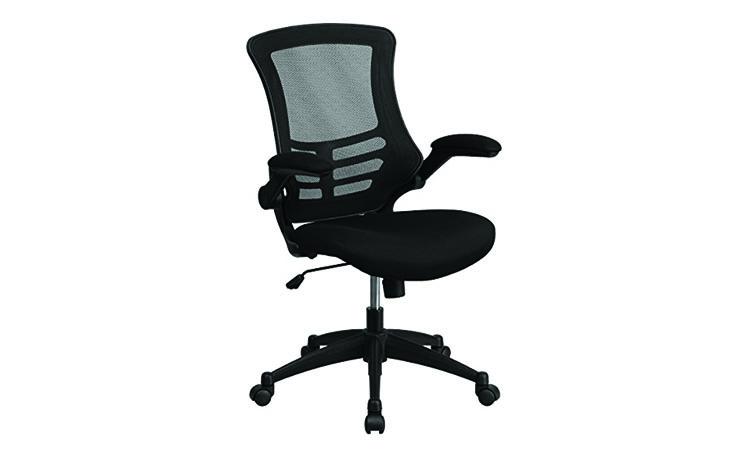 Flash Furniture Mid-Back Swivel Task Chair
