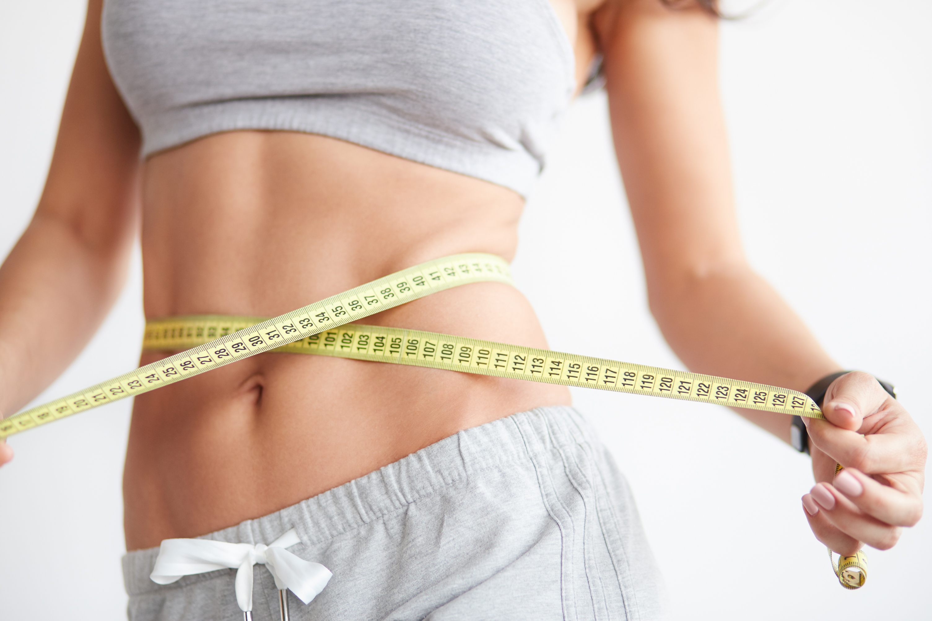 Как похудеть в области живота талии