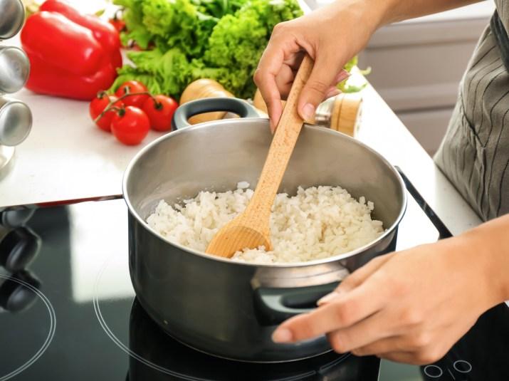 How to Make Rice That Isn't Mushy