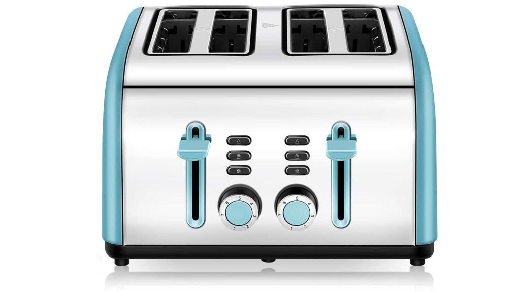 cusinaid 4 slice toaster