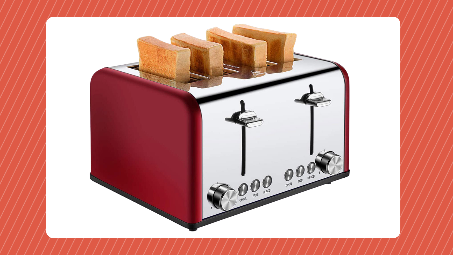 These 10 Toasters Are the Secret to Perfectly Golden Bread