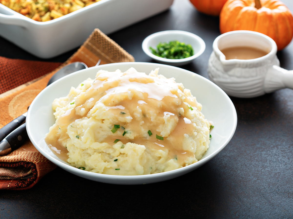 We've All Been Making Our Thanksgiving Mashed Potatoes Wrong — Starting With the First Step
