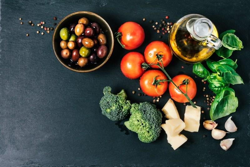 foods on the Mediterranean diet