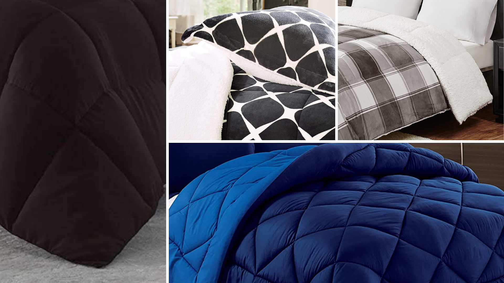 5 Best Winter Comforters for Staying Cozy