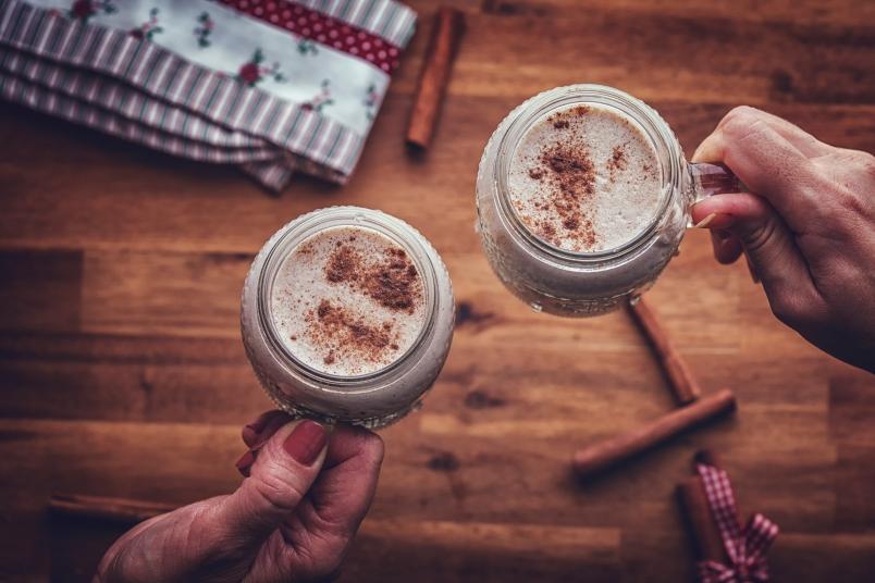 This Ayurvedic Nutmeg Milk Is a Powerful Sleep Elixir