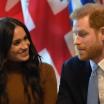 prince harry and meghan markle at Canada House