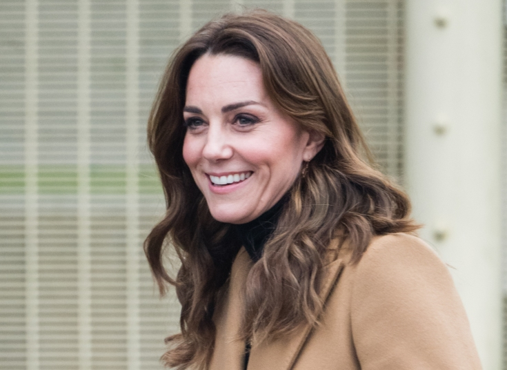 Kate Middleton Emerges After 'Megxit' to Launch a Landmark Survey in UK - First For Women