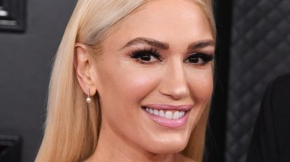 Gwen stefani close-up 62nd Grammys