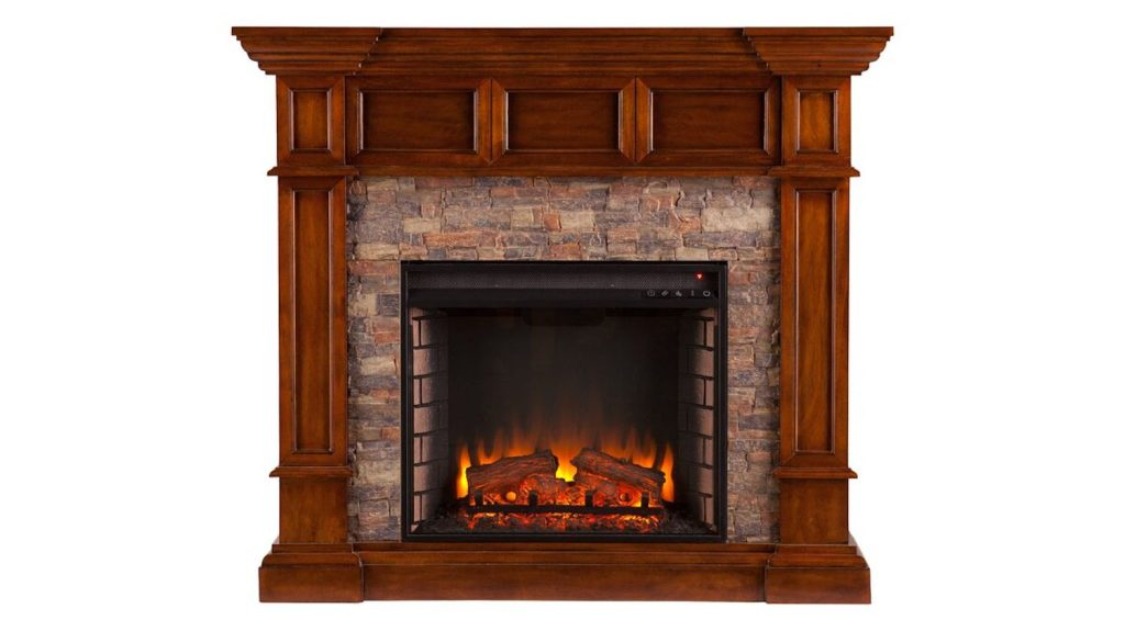 The Best Freestanding Fireplace To Cozy Up In Front Of This Winter