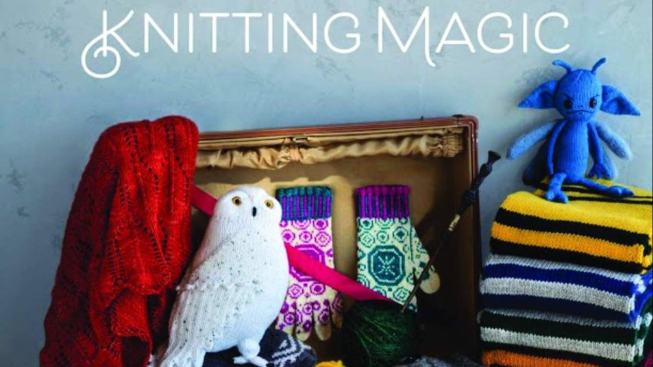 A Harry Potter Knitting Book Has Been Released to Muggles Everywhere