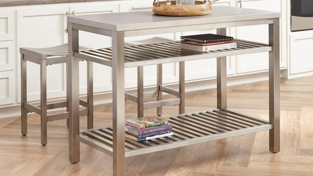 The Best Kitchen Island Carts To Give