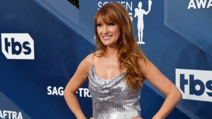 Jane Seymour at an award show