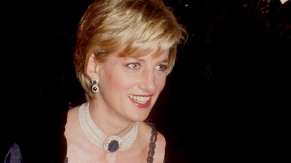 Princess Diana at Met Gala