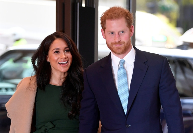 Prince Harry and Megan Markle Could Lose Their Royal Brand