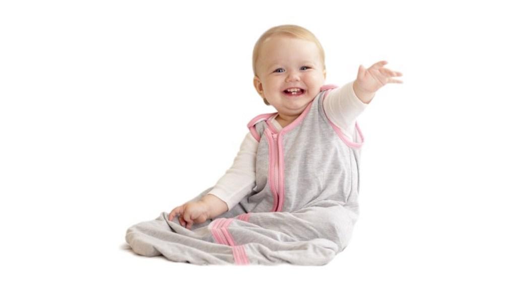 The Best Sleep Sack To Help Your Baby Comfortably Slumber