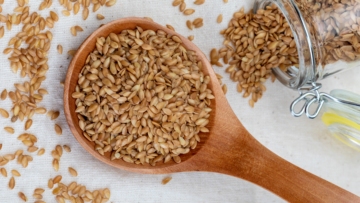 The Best Way to Eat Flaxseeds for Health - First For Women
