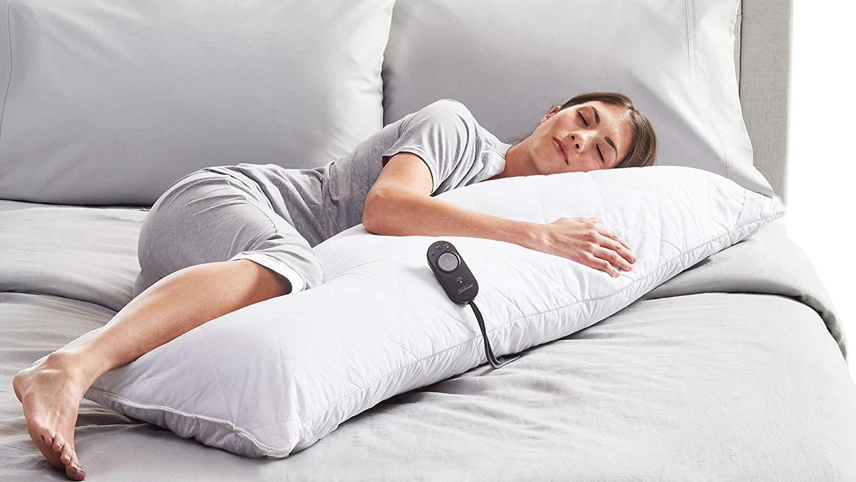 sunbeam body pillow