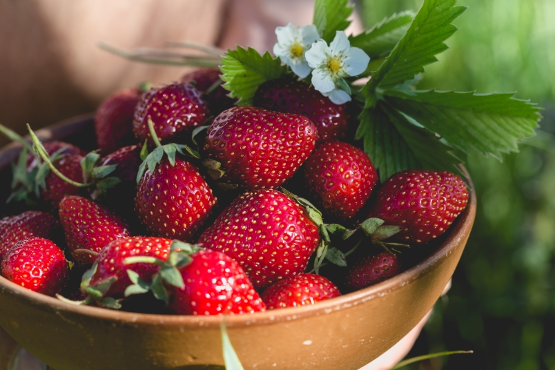 The Best Way to Clean Strawberries to Avoid Harmful Pesticides