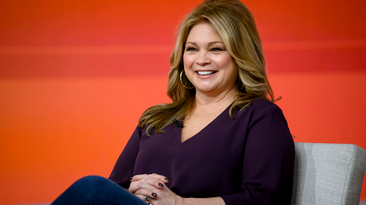 Valerie Bertinelli Had the Perfect Response to a Stranger Calling Her 'Chubby' - First For Women