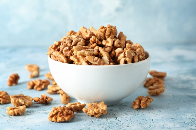 Age Healthier by Eating Walnuts, Study Suggests - First For Women