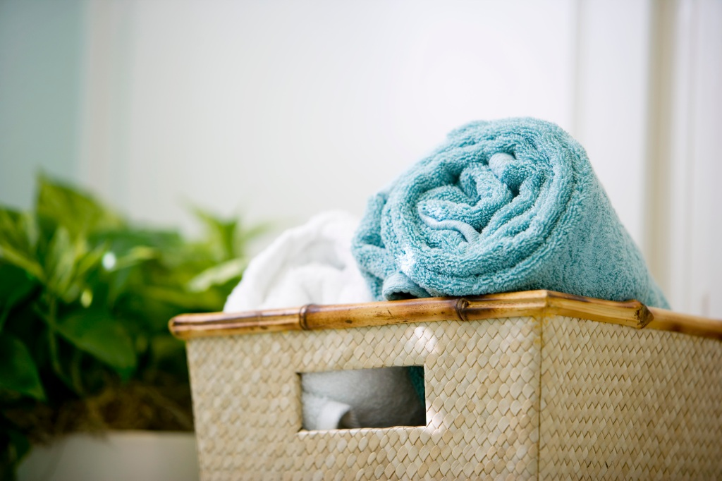 towel compress