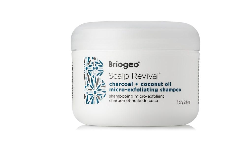 Briogeo charcoal shampoo