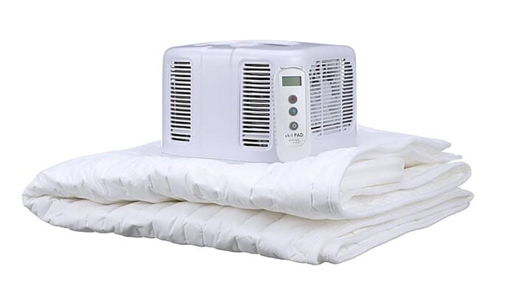 chiliPAD sleep system