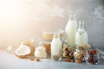 dairy free milks