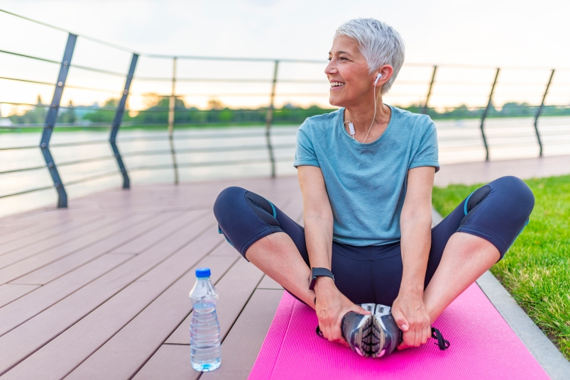 6 Simple Ways Keep Your Bones Strong As You Age - First For Women