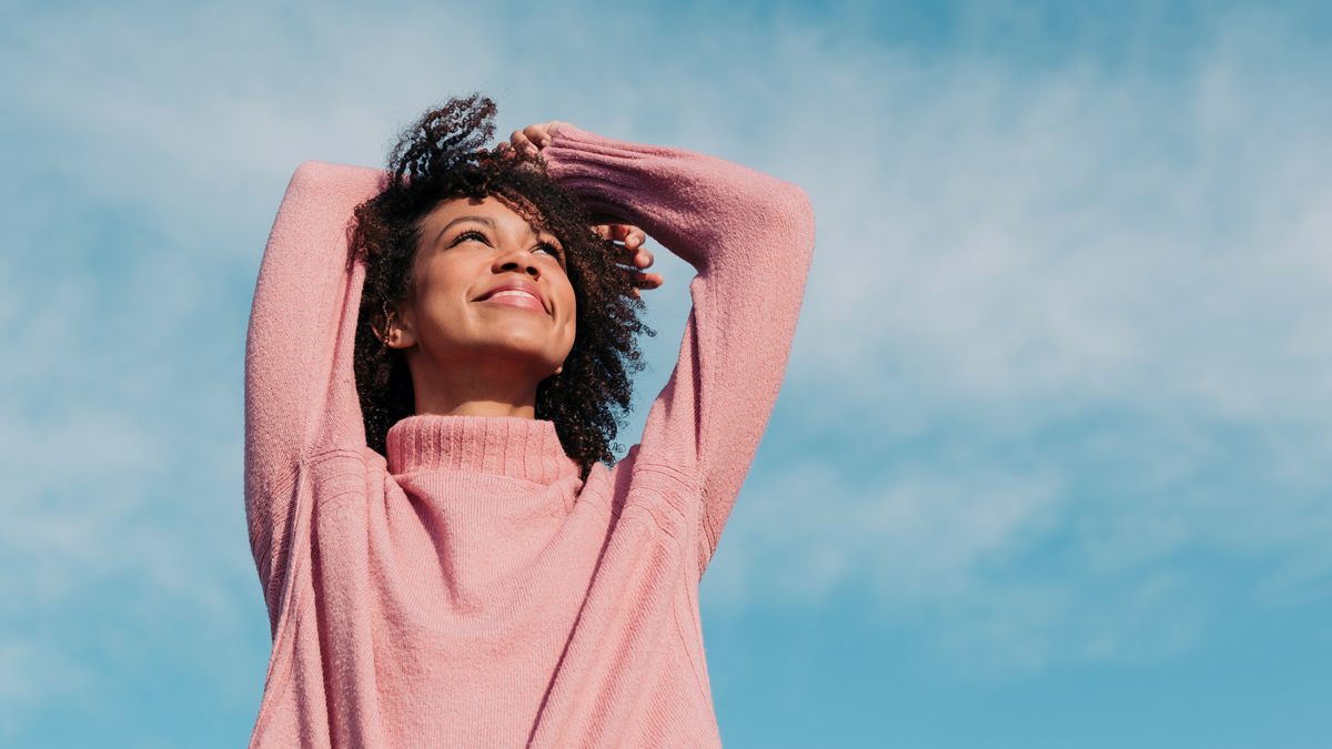 4 Helpful Ways to Stay Positive During Anxious Times