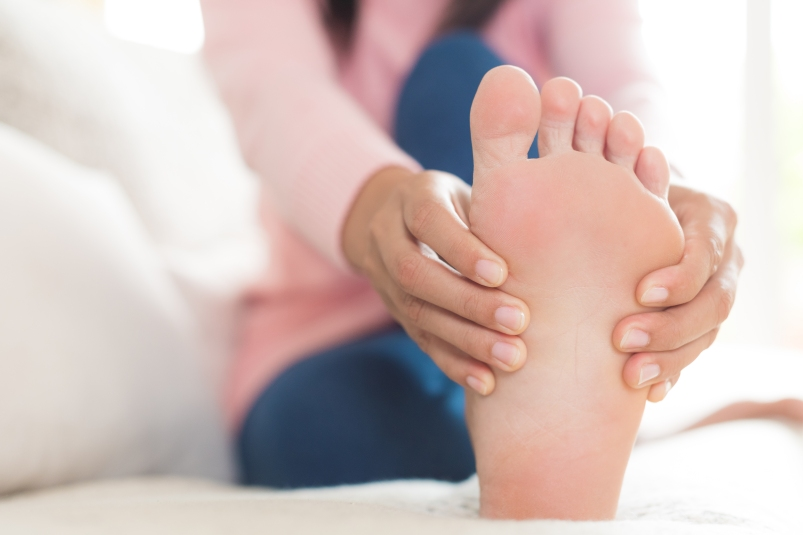 7 Easy Ways to Soothe Sore Feet