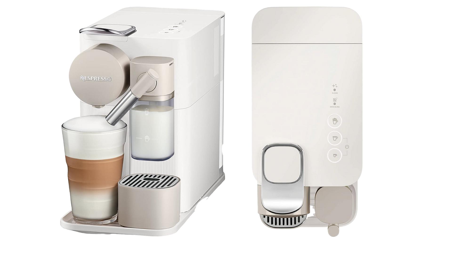 Nespresso best latte machine