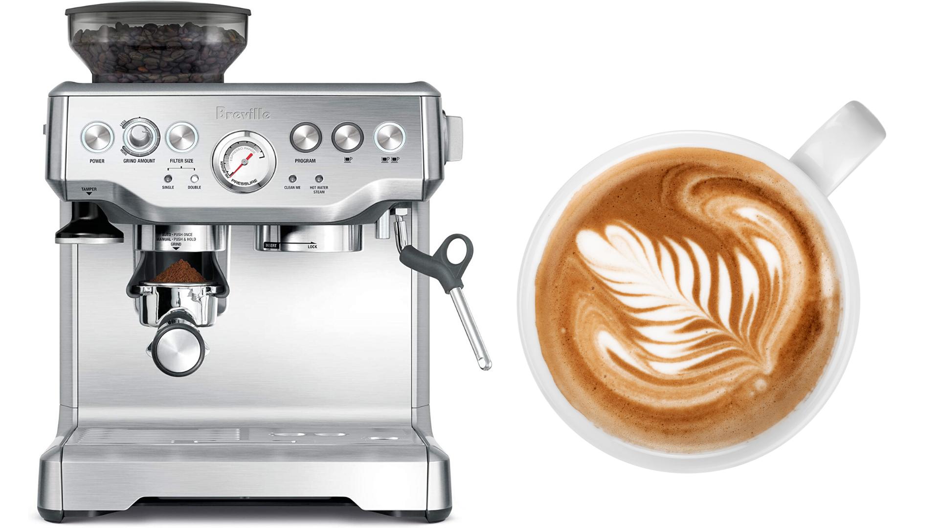 Breville best latte machine